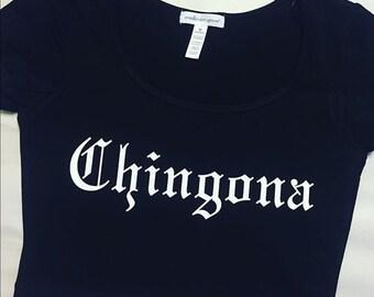 Crop Top - Chingona