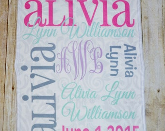 Personalized Lovey