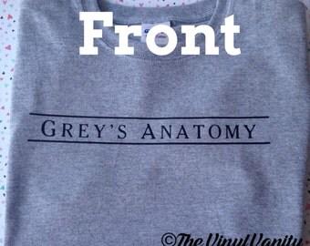 Grey's Anatomy T-shirt, Grey's Anatomy, Its a beautiful day to save lives, greys anatomy clothes, greys anatomy sweater