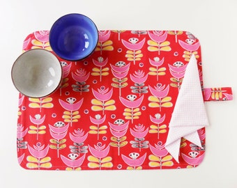 Placemat with napkin 50