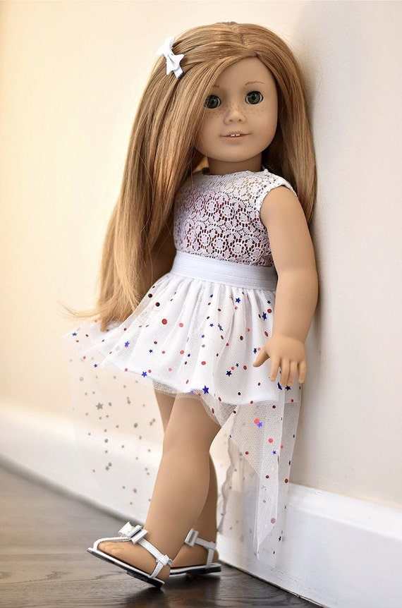 High low Skirt American Girl doll Clothes