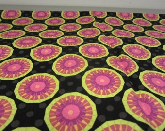 New Chicks on the Block, Prismatic fabric 6102, Lyndhurst Studio, 100% cotton, 44 inches wide, 1 yard, cotton quilt fabric