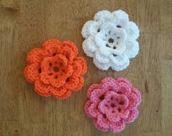 Interchangeable flowers
