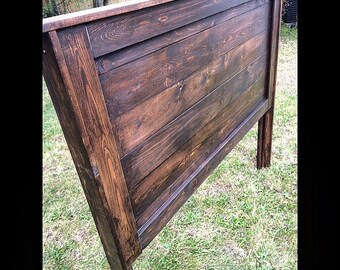 Farmhouse Headboard. Rustic. Vintage. Bedroom Furniture. Twin. Full. Queen. King.