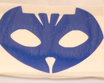 PJ Masks Catboy Iron On Decal