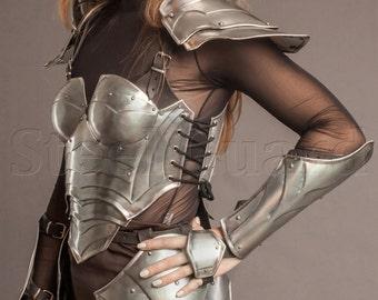 Lady shoulders - Corset - Skirt