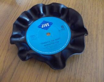 Vinyl Coin/Key Tray