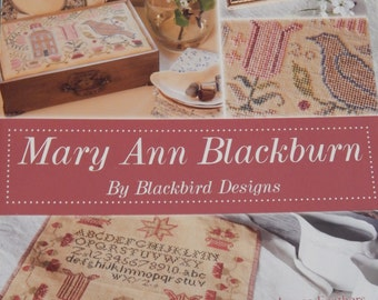 Mary Ann Blackburn Loose Feathers Spring 2012 by Blackbird Designs