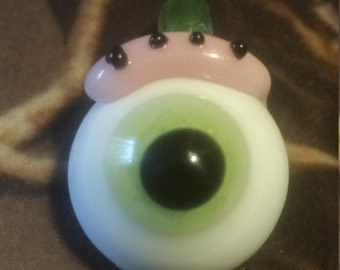 Eyeball pendant