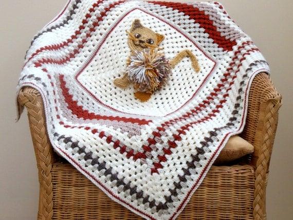Unique Design. Kids & Baby. Crochet Blanket/ Picture by ...