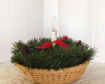 A Christmas Basket