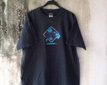 Sophnet x Bombonera 12 Diego Para Japon 2002 Navy Blue Shirt Sz L