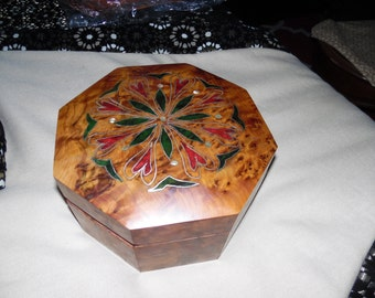 ceder wood jewlery box