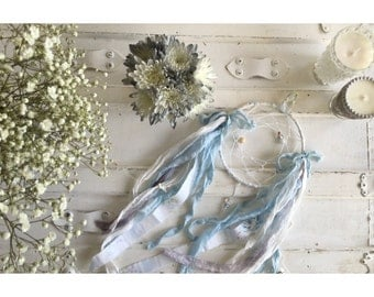 Pastel Rachel Ashwell Fabric Dream Catcher