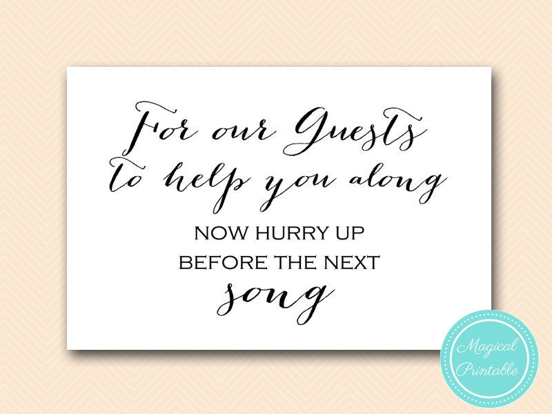 printable wedding bathroom sign wedding bathroom basket sign