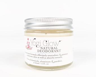Organic Deodorant - YogiGlow Vegan Deodorant