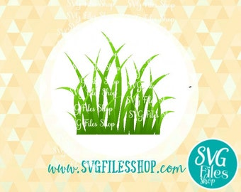 Grass Grasses SVG File - Grass SVG -Cutting Template-Clip Art for Commercial & Personal Use-Download-Cricut,Cameo,Explore, SVG bundle