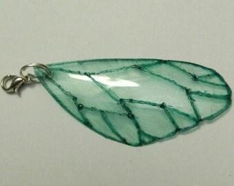 Earrings or pendant fairy wings