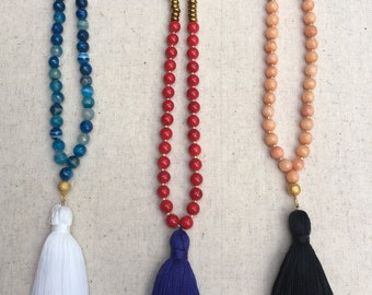 CLEAR OUT SALE! Tassel Necklaces