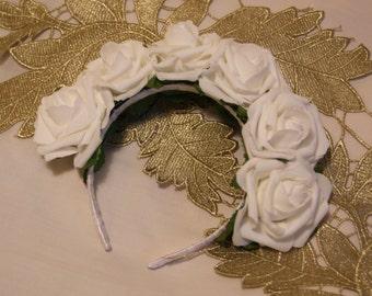 Jayne Rose Headband