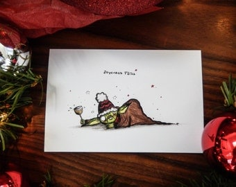 Christmas card / / Christmas Card / / Format/Size: 4