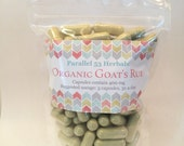 Organic Goat's Rue Capsules