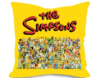 The Simpsons Cushion Cover