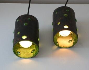 Nanny Still pair of pendant lamps