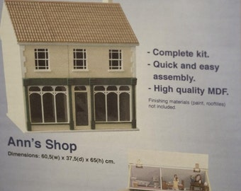 Doll House shop of Anne - home to mount