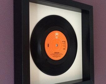 "ABBA ""Dancing Queen"" - Framed Vinyl Record"