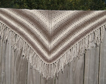 Latte Shawl NOW 25% OFF!!