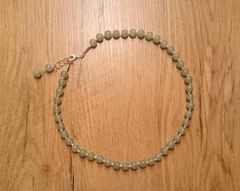 Classic necklace Aventurine
