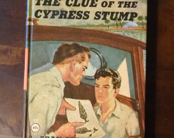 A Tom Quest Adventure: The Clue of the Cypress Swamp