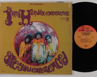 "JIMI HENDRIX ""Are You Experienced"" Vinyl Record LP Lovely Condition - Rare - Free Shipping!"