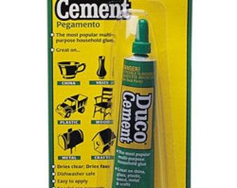 Duco Cement, 1 Fluid Ounce | GLU-762.43