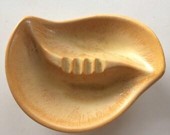Retro Ceramic Ashtray