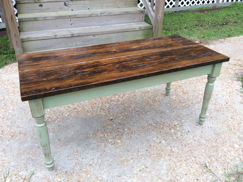 farmhouse coffee table reclaimed wood coffee table coffee