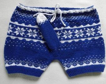 Bilderesultat for knitting underwear