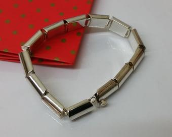 Bracelet link bracelet Silver 925 L 20 cm SA264