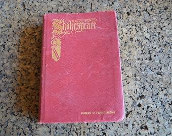 Vintage Shakespeare 1926