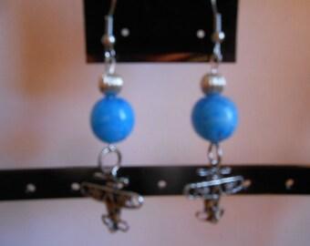Earrings 134 Fly Away