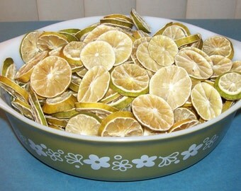 Dried/Dehydrated KEY LIME SLICES ***12 Slices***