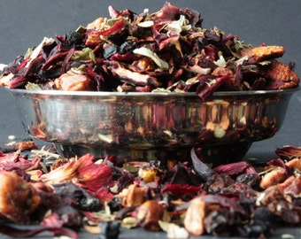 Forest Fruit - Fruit Tea - Caffeine Free Tea - Loose Leaf Tea - Tea - Tea Gift
