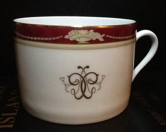 Philippe Deshoulieres Gastronomie Porcelaine de Limoges France Coffee/ Tea Mug
