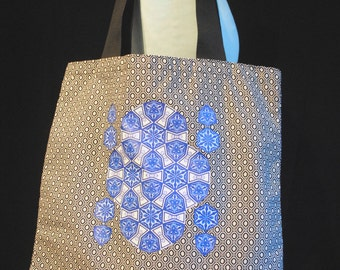Geometric ,Arabic Pattern ,Tote Bag