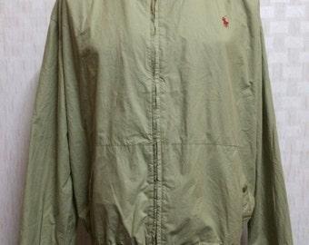 Vintage Polo Ralph Lauren Winbreaker Jacket