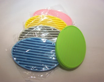 Silicone Soap Dish 50 pack