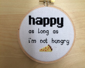 Happy Cross Stitch