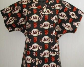 Sf Giants Shirt Etsy