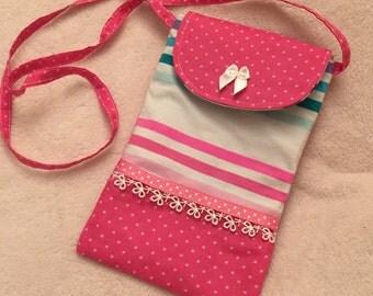 Tablet Ipad crossbody bag
